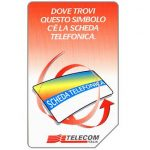 The Phonecard Shop: Italy, Scheda telefonica, 31.12.98, L.5000