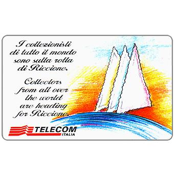 The Phonecard Shop: Italy, Riccione '96, 31.12.98, L.10000