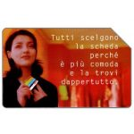 The Phonecard Shop: Italy, Tutti scelgono la scheda, 31.12.98, L.5000