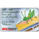The Phonecard Shop: Italy, CardEx 96, 31.12.98, L.5000