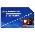 The Phonecard Shop: Italy, Servizio telefonico a bordo, 31.12.98, L.5000