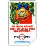 The Phonecard Shop: Italy, Natale Prestitempo, 31.12.98, L.10000