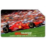 The Phonecard Shop: Ferrari, 31.12.98, L.10000
