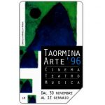 The Phonecard Shop: Taormina Arte '96, 31.12.98, L.5000