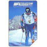 The Phonecard Shop: Italy, Campionati italiani di sci di fondo, 31.12.98, L.5000
