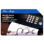 The Phonecard Shop: Italy, Fax Insip, 31.12.98, L.15000
