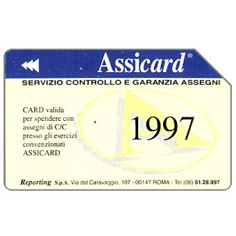 Phonecard for sale: Assicard, 30.06.99, L.10000