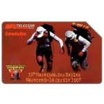 Phonecard for sale: 12a Marathon des Sables, 30.06.99, L.15000