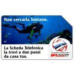 The Phonecard Shop: Italy, Non cercarla lontano, 30.06.99, L.10000
