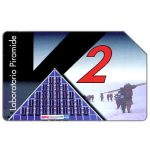 The Phonecard Shop: Italy, Everest-K2-CNR, 30.06.99, L.5000