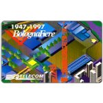 The Phonecard Shop: Italy, Bologna Fiere, 30.06.99, L.5000