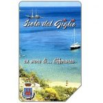 The Phonecard Shop: Isola del Giglio, 30.06.99, L.5000
