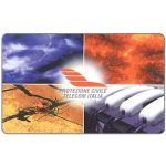 The Phonecard Shop: Protezione Civile, 30.06.99, L.2000
