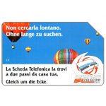 The Phonecard Shop: Italy, Non cercarla lontano, Alto Adige, 31.12.99, L.5000