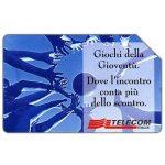 The Phonecard Shop: Italy, Giochi della Gioventù, 31.12.99, L.5000