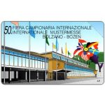 The Phonecard Shop: 50° Fiera Campionaria Internazionale Bolzano, Alto Adige, 31.12.99, L.10000