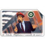 The Phonecard Shop: Italy, La Scheda è una cosa meravigliosa, 31.12.99, L.5000