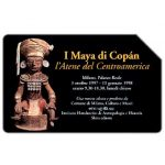 The Phonecard Shop: I Maya di Copàn, 31.12.99, L.5000