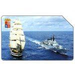 The Phonecard Shop: Italy, Marina Militare, 31.12.99, L.5000