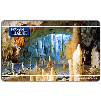 Phonecard for sale: Frasassi Le Grotte, 30.06.2000, L.5000