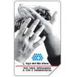 The Phonecard Shop: Italy, Lega del Filo d'Oro, 30.06.2000, L.5000
