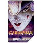 Phonecard for sale: Carnevale di Venezia 1998, 30.06.2000, L.10000