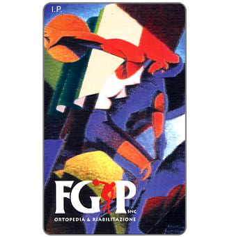 Phonecard for sale: FGP, 30.06.2000, L.5000