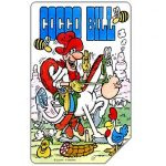 The Phonecard Shop: Italy, Cocco Bill, 30.06.2000, L.5000