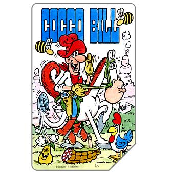 Phonecard for sale: Cocco Bill, 30.06.2000, L.5000