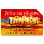 The Phonecard Shop: Italy, Parlate con più gusto, 30.06.2000, L.5000
