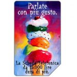 The Phonecard Shop: Parlate con più gusto, 30.06.2000, L.15000