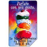 The Phonecard Shop: Italy, Parlate con più gusto, 30.06.2000, L.15000