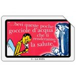 The Phonecard Shop: Italy, Pinocchio 5, 30.06.2000, L.5000