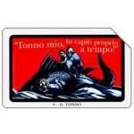 The Phonecard Shop: Italy, Pinocchio 8, 30.06.2000, L.5000