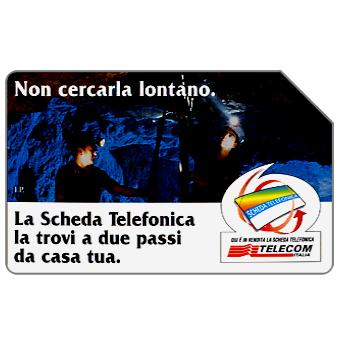 Phonecard for sale: Non cercarla lontano, 30.06.2000, L.5000