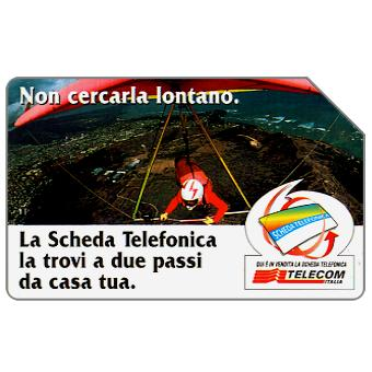 Phonecard for sale: Non cercarla lontano, 30.06.2000, L.10000