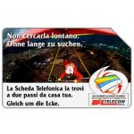 The Phonecard Shop: Non cercarla lontano, Alto Adige, 30.06.2000, L.10000