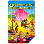 The Phonecard Shop: Italy, Arex Servizio Pony, 30.06.2000, L.5000