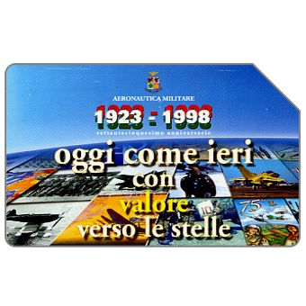 Phonecard for sale: Aeronautica Militare, 30.06.2000, L.5000