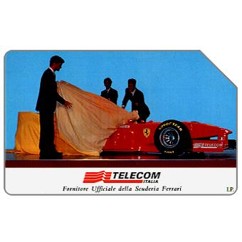 Phonecard for sale: Ferrari F300, 30.06.2000, L.5000