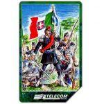 The Phonecard Shop: Italy, Veronafil, 150° della 1a Guerra d'Indipendenza, 30.06.2000, L.5000