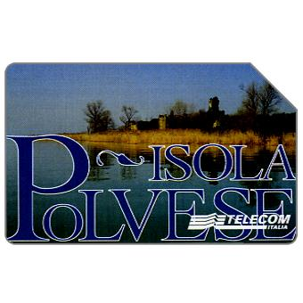 Phonecard for sale: Isola Polvese, 30.06.2000, L.10000
