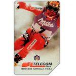 The Phonecard Shop: Italy, Kristian Ghedina, 30.06.2000, L.10000