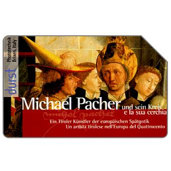 Phonecard for sale: Michael Pacher, Alto Adige, 30.06.2000, L.5000