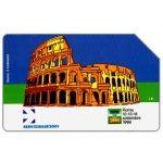 The Phonecard Shop: Italy, Servizibase Roma, 31.12.2000, L.10000