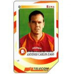 The Phonecard Shop: Gli Introvabili Panini, Antonio Carlos Zago, 31.12.2000, L.5000