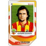 The Phonecard Shop: Gli Introvabili Panini, Giuseppe Giannini, 31.12.2000, L.5000