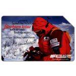 The Phonecard Shop: Italy, Hans Kammerlander, 31.12.2000, L.10000