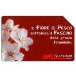 The Phonecard Shop: Italy, Il Fiore di Pesco, 30.06.2001, L.15000