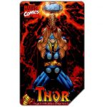 The Phonecard Shop: Italy, Marvel Comics, Thor, 30.06.2001, L.5000